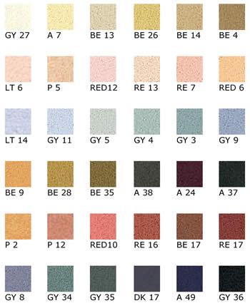 Unison Pastels Set of 36 Portrait Colours