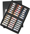Unison Colour Hand Made Soft Pastels - Portrait Set 36
