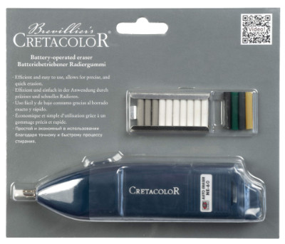 Cretacolor Battery Operated Eraser