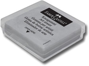Faber Castell Kneadable Art (Putty) Eraser 12 72 20