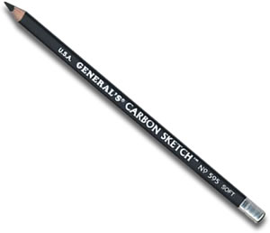 General's Carbon Sketch Pencil 595