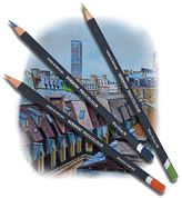 Derwent Procolour Pencils