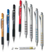 Pentel Automatic Pencils & Refill Leads