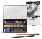 Lyra Rembrandt Graphite Set of 12 L2051111
