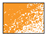 Conte Carres Crayons - 012 Orange