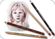 Traditional Sketching Pencils