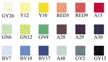 Unison Pastels Set of 18 Starter Colours