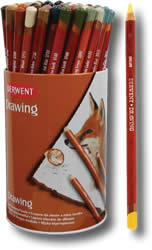 Derwent Drawing Pencils Singles