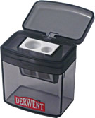 Derwent Twin Sharpener with Reservoir