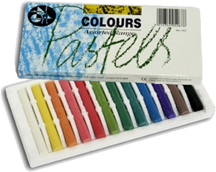 Jakar Assorted Colour Pastels