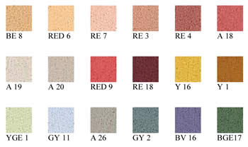 Unison Pastels Set of 18 Portrait Colours
