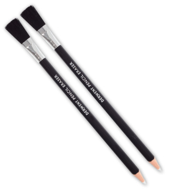 Derwent Eraser Pencils - Pack of 2