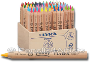 Lyra Ferby box of 96 UNLAQUERED