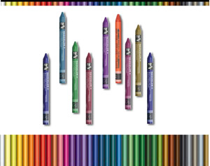 Caran D'Ache Neocolor II Watersoluble Wax Pastels - Singles