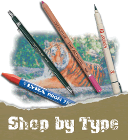 Shop by pencil type