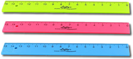 Kum Flexi – 15cm Lefty Ruler