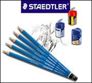 Staedtler Sketching Pencils
