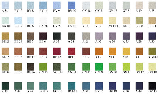 Unison Pastels Set of 72 Landscape Colours