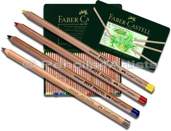 Faber castell pitt pastel pencils pencils4artists