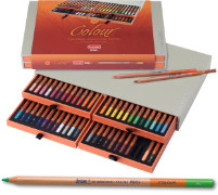Design by Bruynzeel Sakura Colour Range - Single Pencils