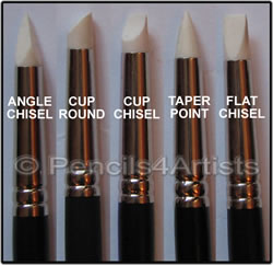 Colour Shapers Size 16 - Royal Sovereign - Black Tip (Extra Firm)