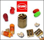 Kum Pencil Sharpeners & Grips