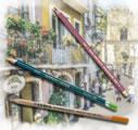 Pencils4artists Taster Set of 24 Mixed Colours