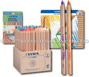 Lyra Super Ferby Colour Pencils - singles