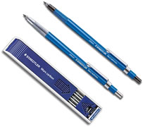 Staedtler 2mm Clutch Pencils & Refill Leads