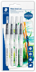 Staedtler Set of 4 Water Brushes