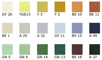 Unison Pastels Set of 18 Landscape Colours