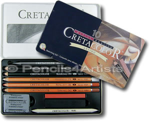 Cretacolor Artino Sketching Set