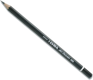 Lyra Rembrandt 669 Art Design Graphite Pencils - singles