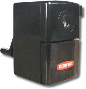 Derwent Super Point Mini Manual Helical Sharpener