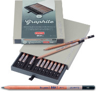 Design By Bruynzeel Sakura Graphite Pencils