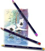 Derwent Inktense Watersoluble Colour Pencils