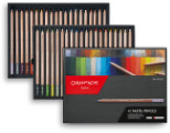 Caran D'Ache Pastel Pencils Box of 40