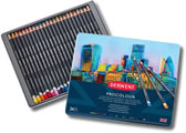 Derwent Procolour Pencils - Tin of 24