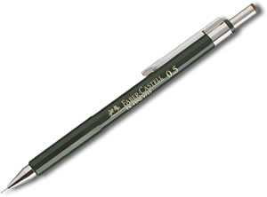 Faber Castell TK Fine 971 Mechanical Pencil