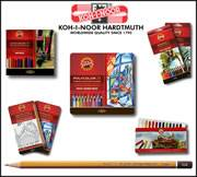 Koh-I-Noor Hardtmuth Artists Pencils