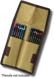 Derwent Pocket Pencil Wrap