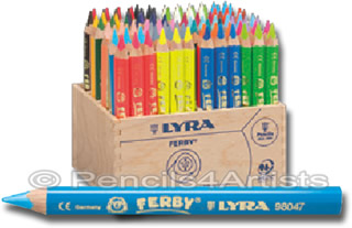 Lyra Ferby Box 96 - Coloured barrel