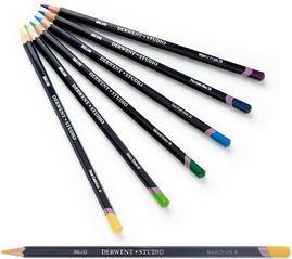 Derwent Studio Colour Pencils - singles